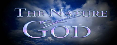 Permalink to:The Nature of God
